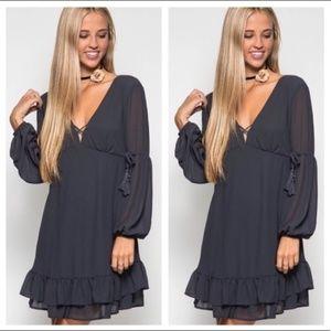 October Love Boutique Boho Dress